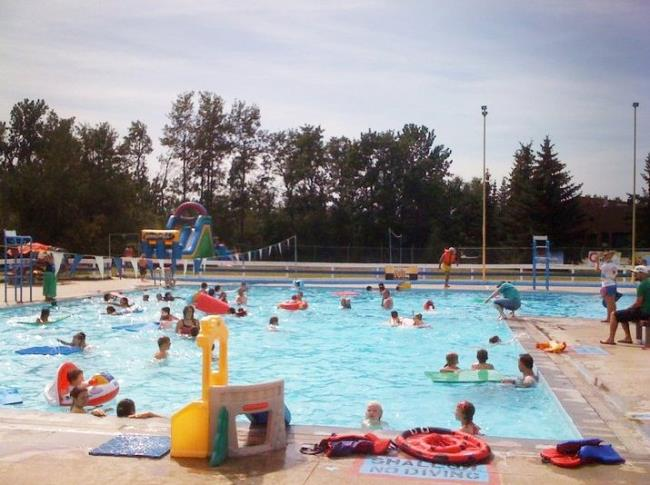 City Exploring Options For The Future Of Bear Creek Pool My Grande Prairie Now