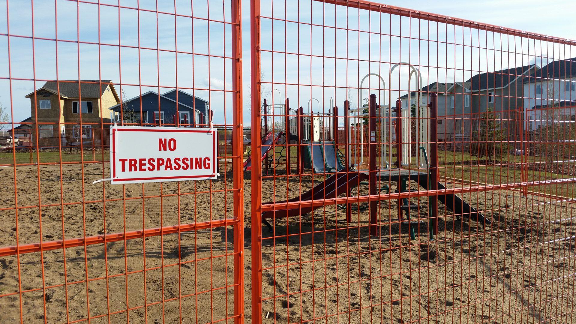 Children Warned Against Using Unsafe Playground My