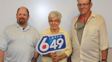 Fritsma lottery winnners
