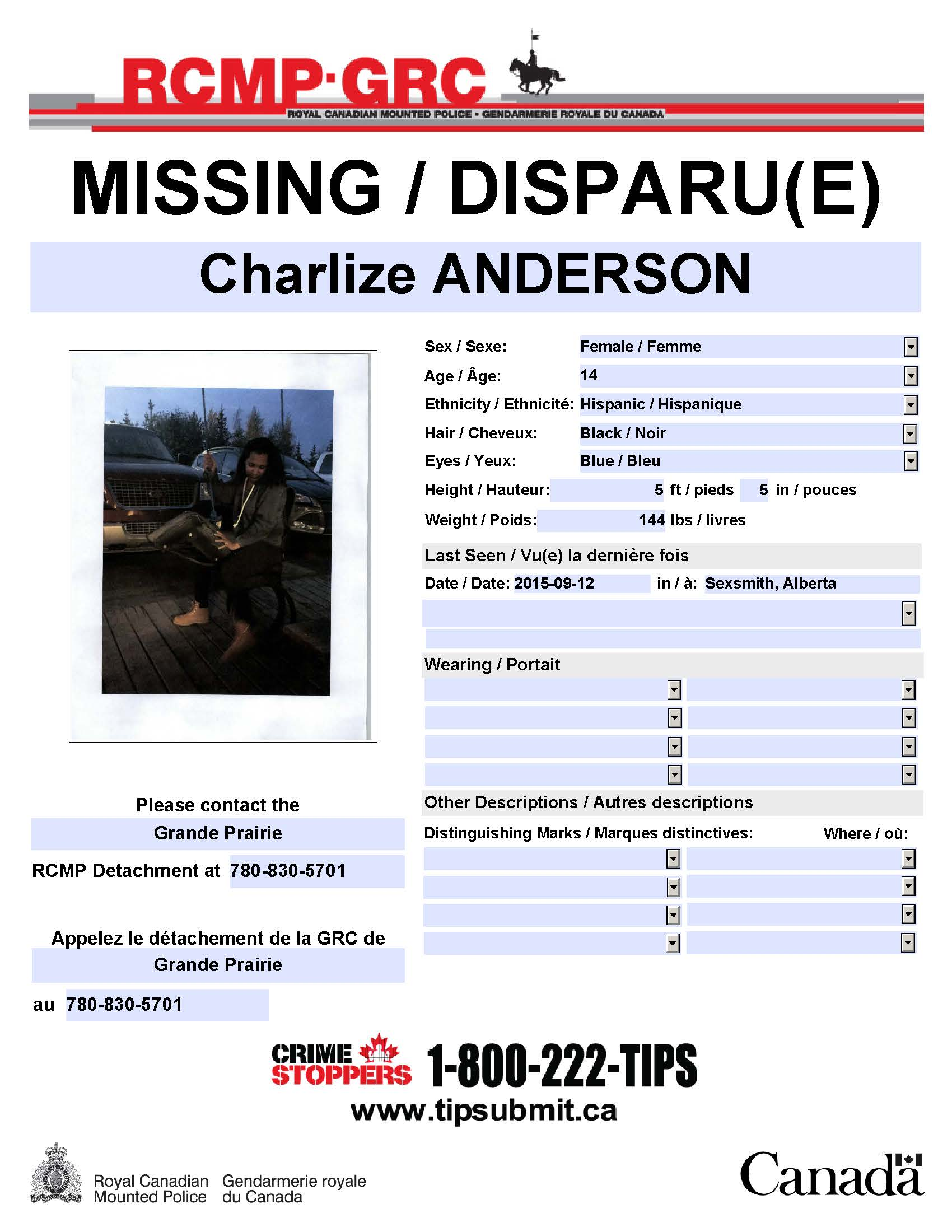 Tags Missing Teen Found Safe 100
