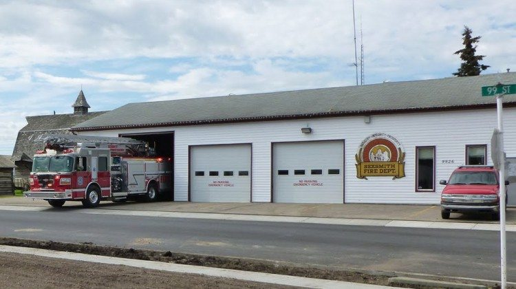 Sexsmith Fire Hall