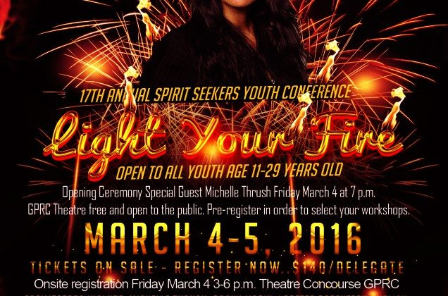 Aboriginal youth honoured at Spirit Seekers Youth Conference