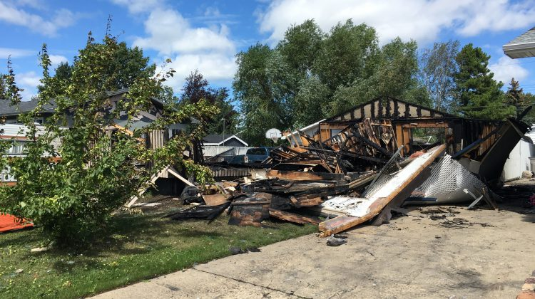 house explosion fire mountview