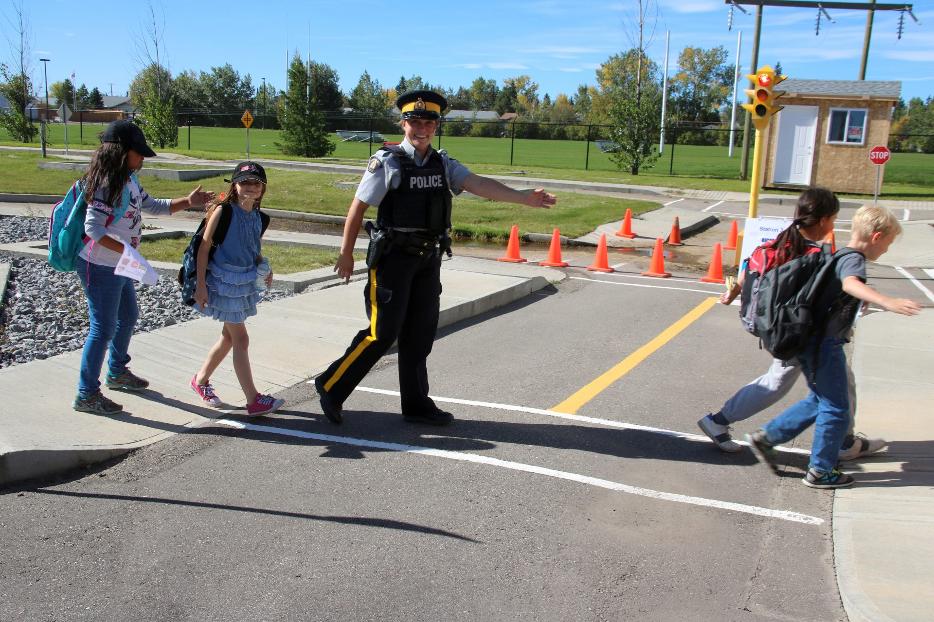 Police reminding motorists that school zones go into effect today