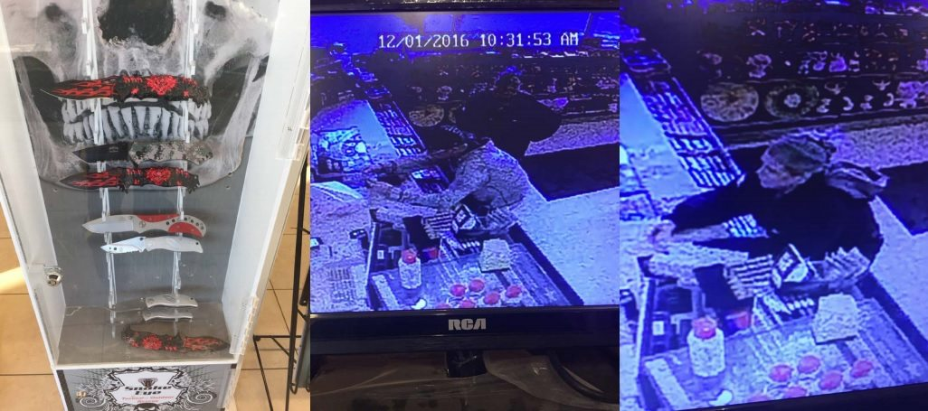 Suspects sought after theft from Valleyview Petro-Canada