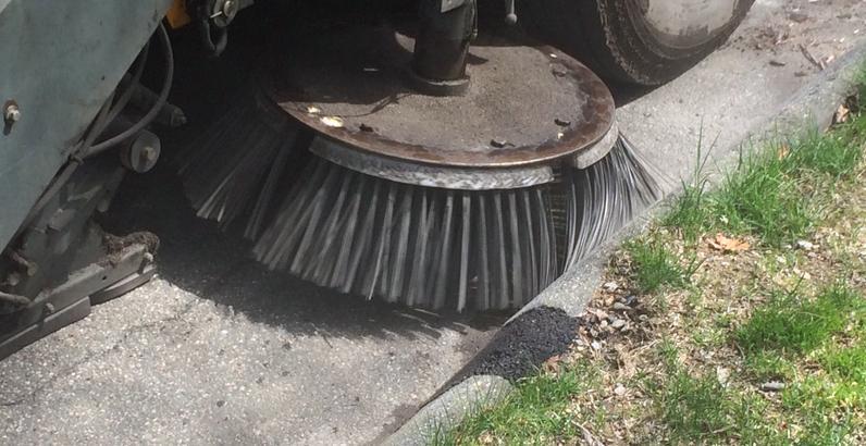Street Sweeping Underway In Clairmont My Grande Prairie Now