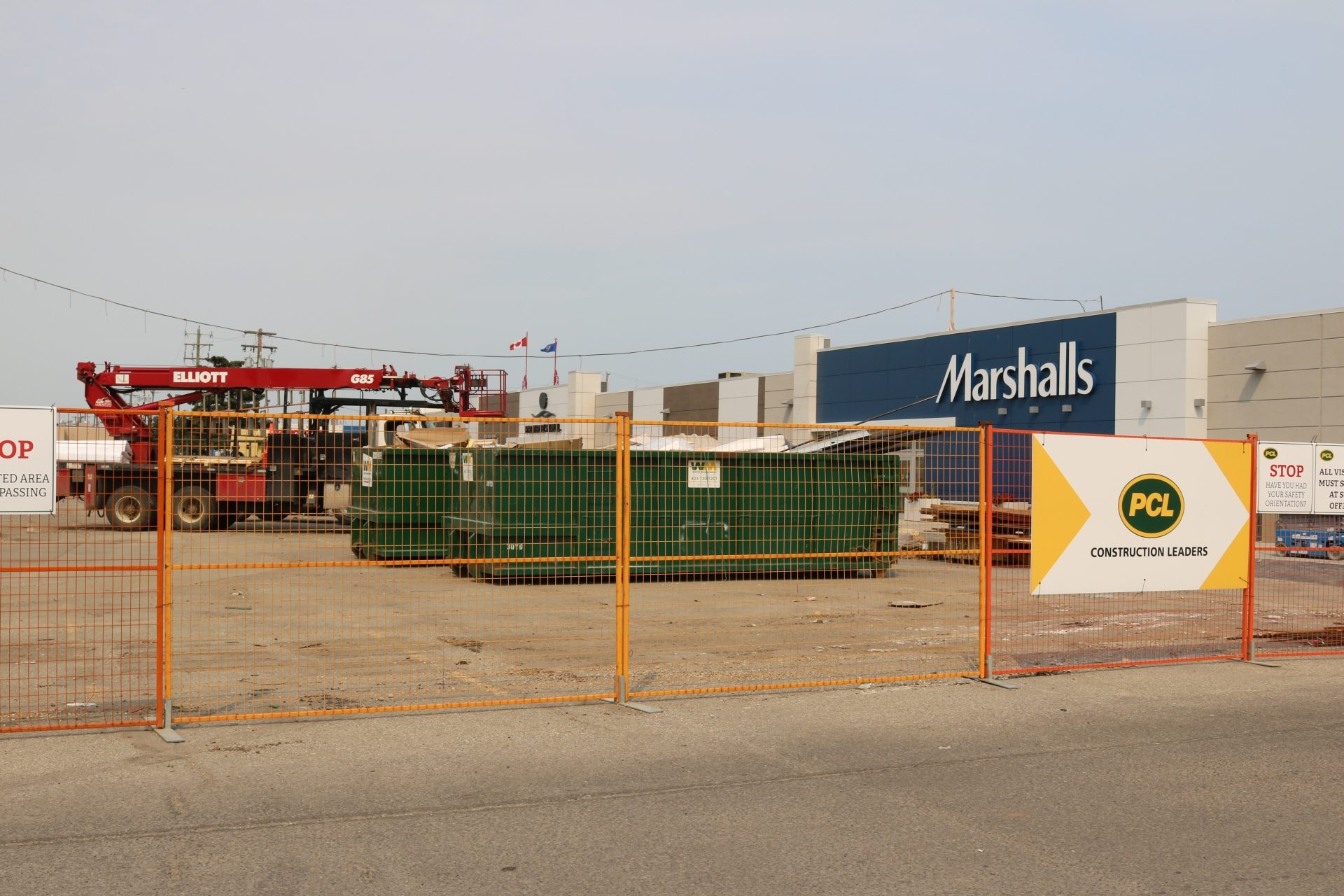 New wing of Prairie Mall to open August 3rd - My Grande Prairie Now