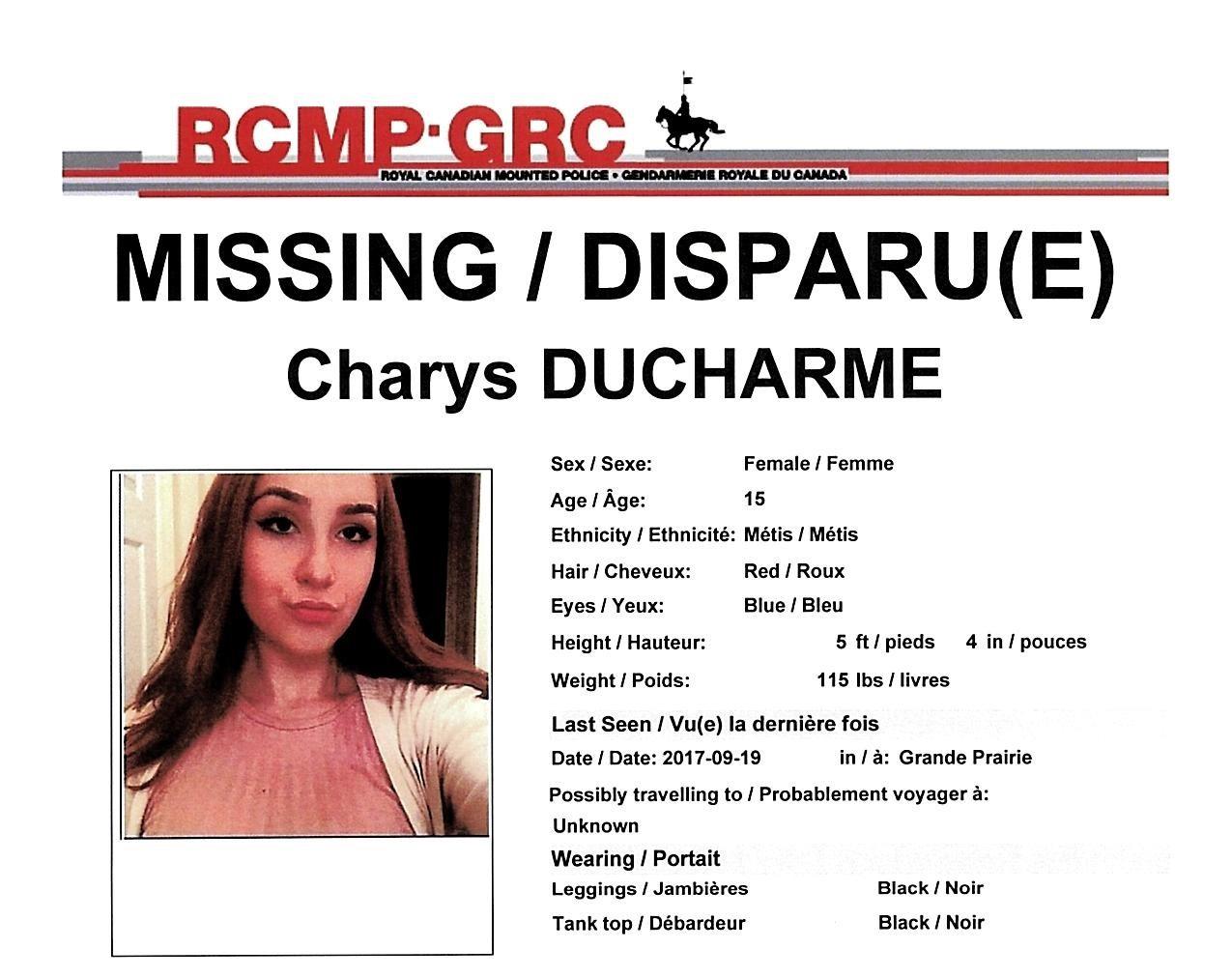 UPDATE: Missing girl found safe - My Grande Prairie Now