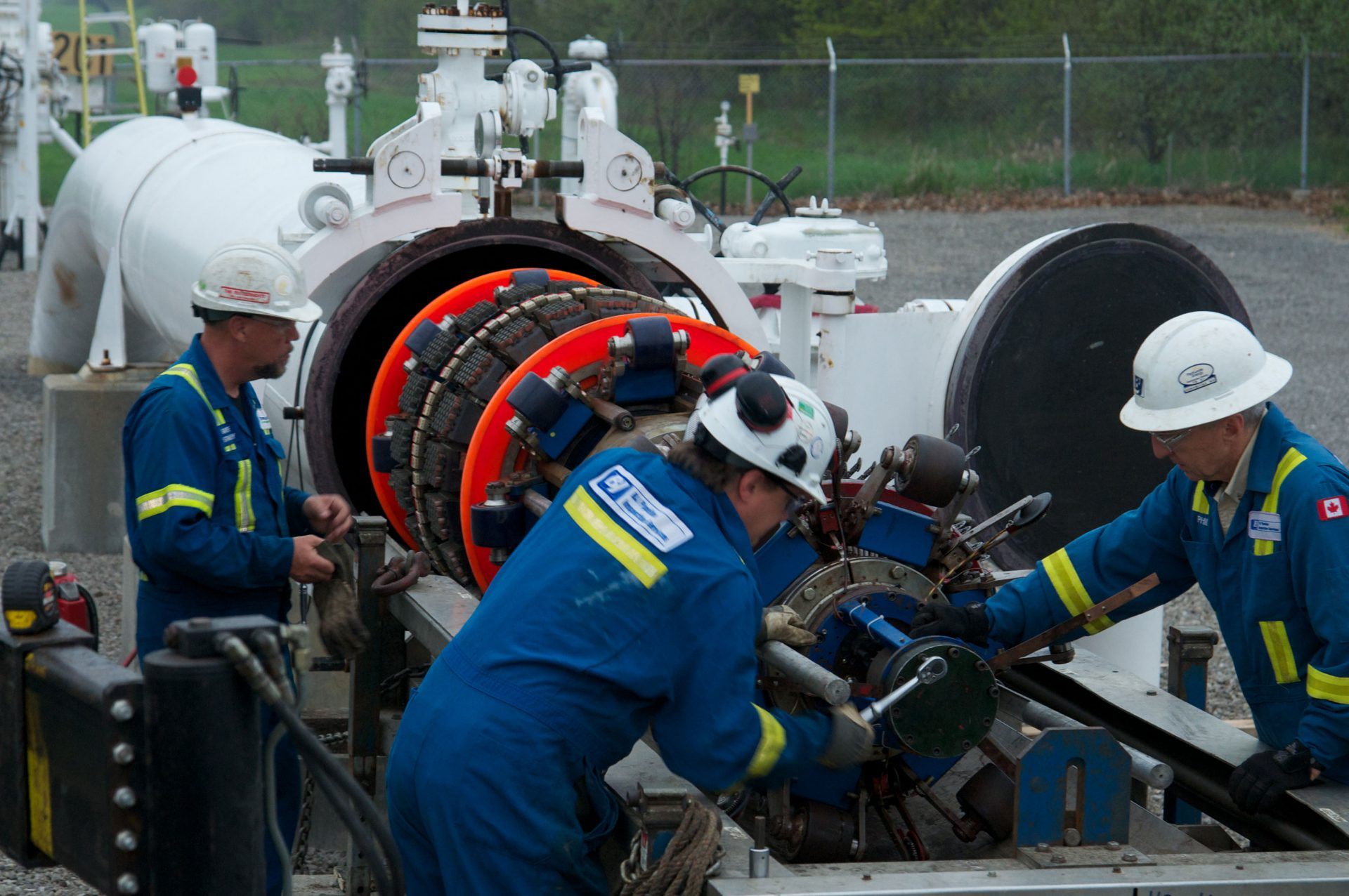 TransCanada terminates Energy East project