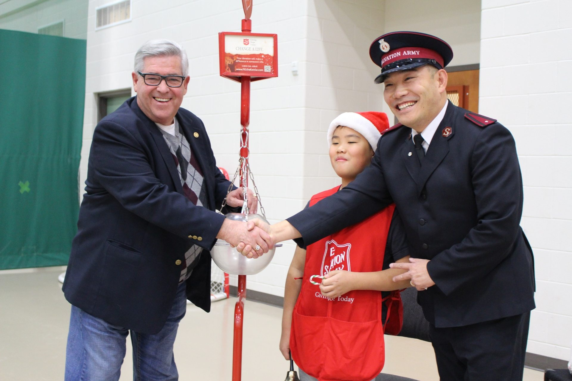 Salvation Army kicks off Angel Tree campaign