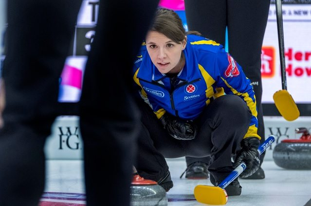 Sherry Anderson needs to finish pool play at Scotties strong to advance