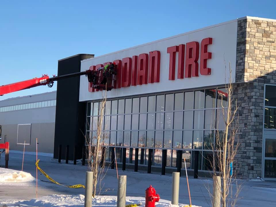 Super Canadian Tire Mega Store Set For March 21St Opening My Machost Co Dining Chair Design Ideas Machostcouk