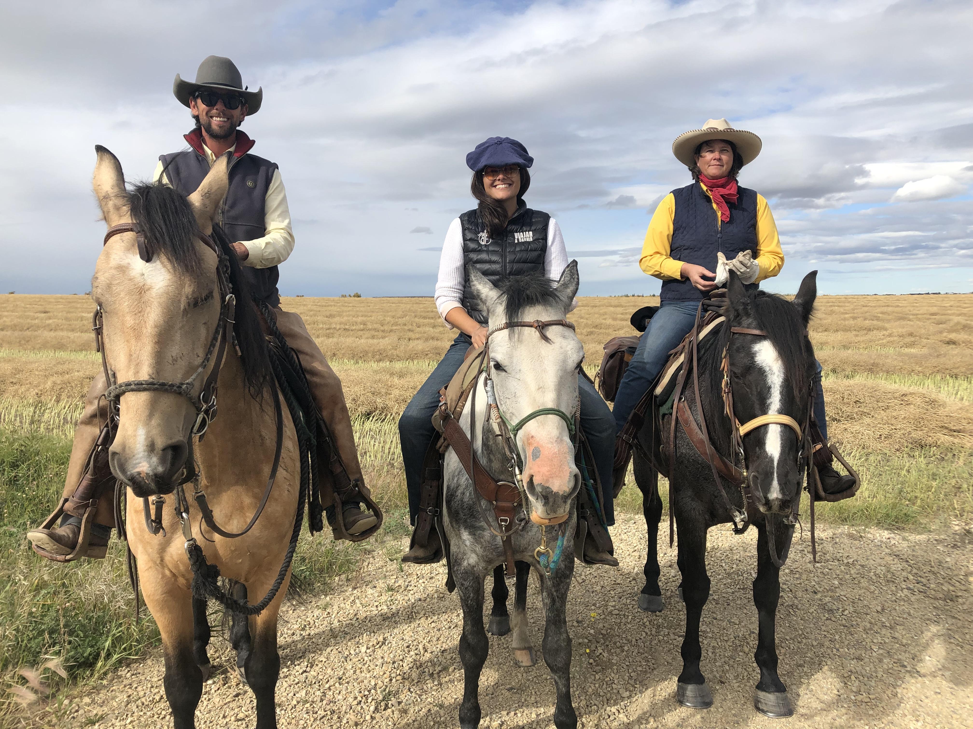Adventurer Reaches Grande Prairie Four Months After Leaving Alaska My Grande Prairie Now