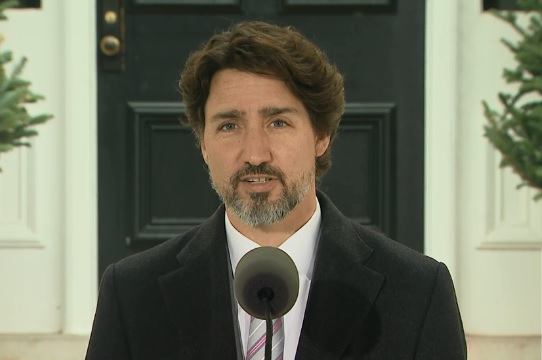 Coronavirus: Trudeau says wage subsidy program to be extended past June