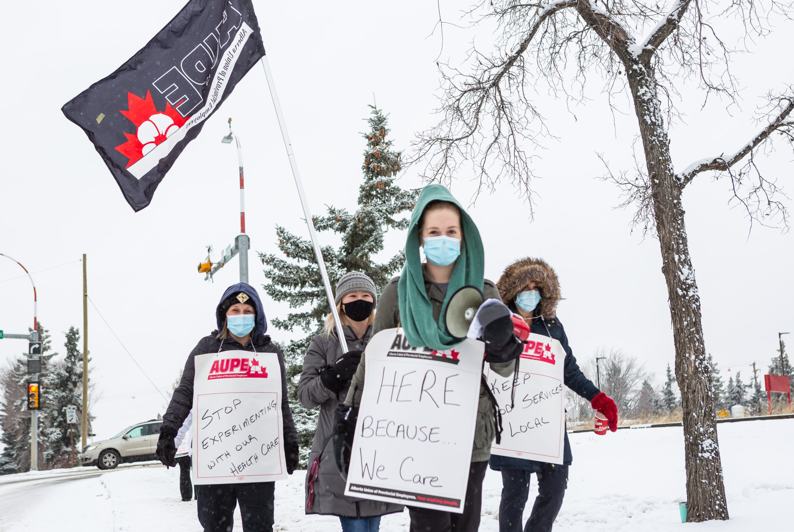 Alberta hospital worker strike ruled illegal by Alberta Labour Relations Board