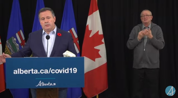 Kenney warns tougher choices coming if COVID-19 curve isn't bent down